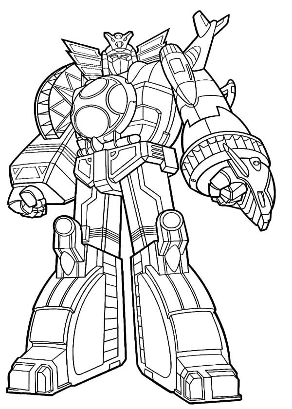 Mobile Fighter G Gundam Coloring Pages - Learny Kids